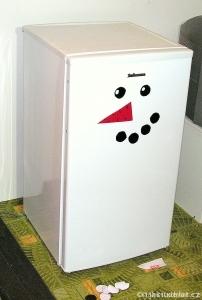 lednice sněhulák