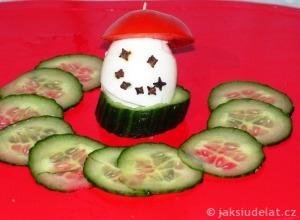 zeleninové postavičky