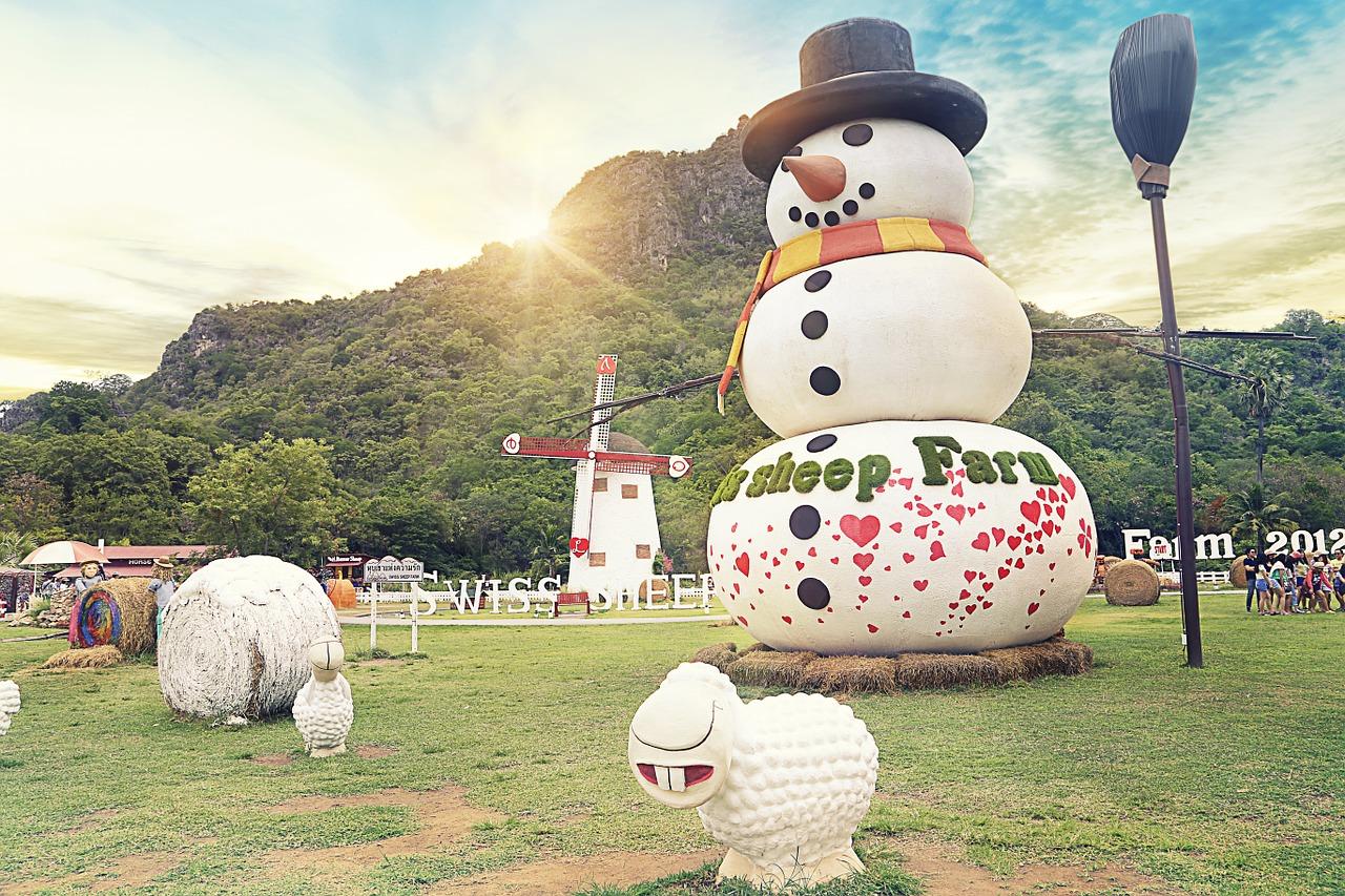 snowman-451439_1280