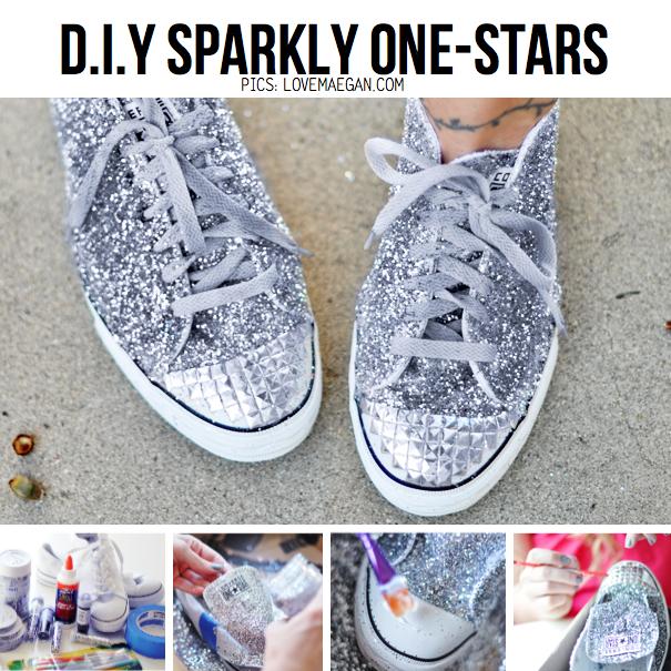 1  diy-sparkly-onestars