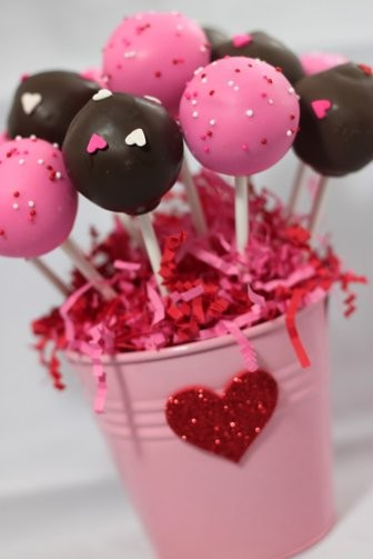 best diy valentine day cake pops 2014 valentines day gifts-f72100