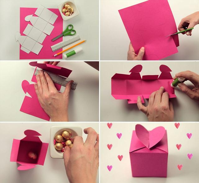 homemade-valentine-gifts-wrapping-ideas-box-tutorial-heart