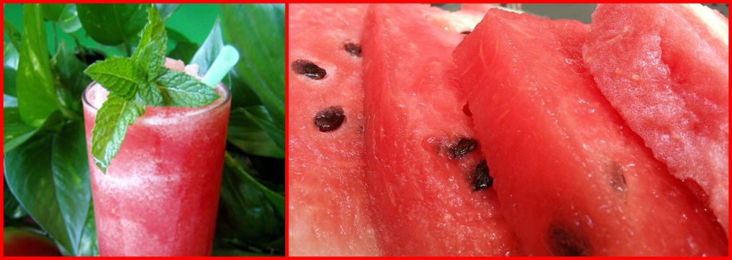 Iced Melon Drink