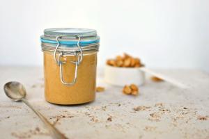 Honey-Roasted-Peanut-Butter-l-www.SimplyScratch.com-recipe