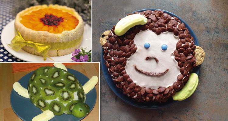 dětské dorty k narozeninám recepty Tři jednoduché recepty na dorty pro děti | jaksiudelat.cz dětské dorty k narozeninám recepty