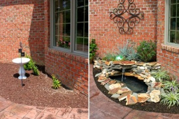 Jak udělat malé zahradní jezírko