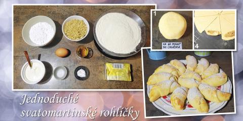 recept-svatomartinske-rohlicky-jednoduche